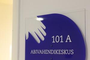 Abivahendikeskuse kabinet
